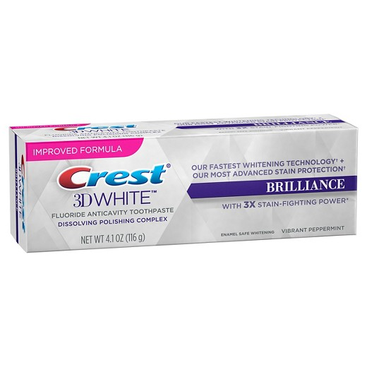 Crest 3DWhite Brilliance