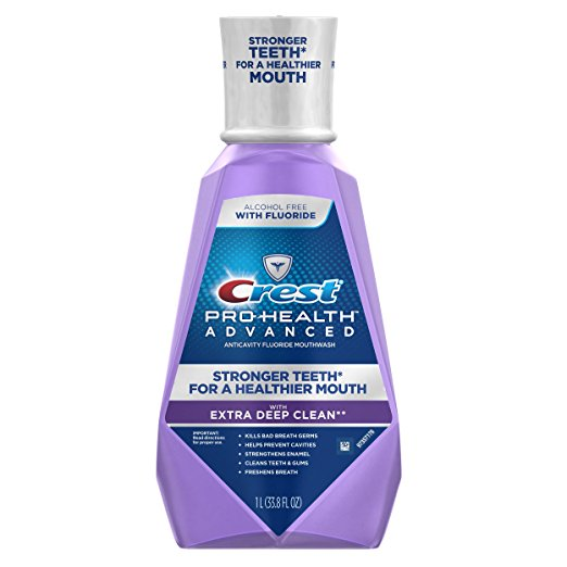 Crest ProHealth Advanced Extra Deep Clean